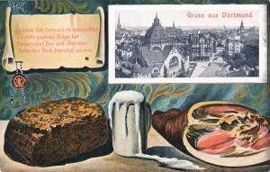 Postkarte Dortmund 4