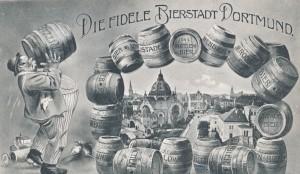 Postkarte Dortmund 5